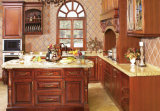 American Solid Classic Solid Wood Kitchen Cabinet in China