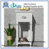 Popular Portable Coffee Tray Side Sofa End Table with Removable Tray Wooden Side Table