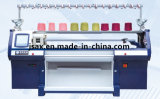 Doubel System14G Gauge Shoe Upper Auto Flat Knitting Machine (AX52-132S)
