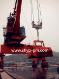 Electric Hydraulic Clamshell Grab for Handling Bulk Cargo
