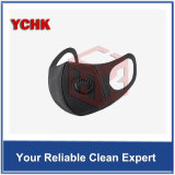 Anti-pollution Foam Face Mask With Valve
