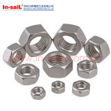 DIN555 ISO4034 Sechskantmuttern Hexagon Nuts