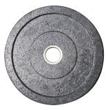 Recycled Rubber Bumper Plate
