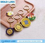Promotion Gift Custom Logo Key Ring Key Holder Souvenir Keychain