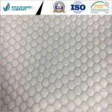 Blue Honeycomb Cooling Fabric Knitted Fabric& Mattress Fabric