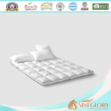 Royal Anti Allergy Duck or Goose Pillow Top Mattress Pad