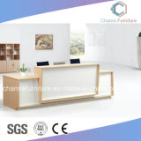 Wooden Reception Table Office Furniture