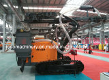 Cummins Diesel Engine 6BTA5.9-C150 Hydraulic & Pneumatic Crawler Tracked Down Hole Drill Rig H690 for Quarry Mine