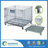 Wire Mesh Pallet Container/Cargo Container/ Shipping Container