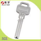 2016 Hot Sale Popular Design safety Door Blank Key for Locks