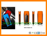 Solar LED Torch with Mobile Phone Charger