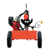 18ton Horizontal Hydraulic Electric Strat Efficient Log Splitter