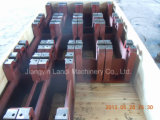 Trestle for European Steel Mill (Fabrication and Machining)