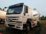 Sinotruck 6X4 Concrete Mixing Transport Truck