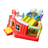 School Inflatable Obstacle Course Inflatable Amusement Park for Kids Chob1125