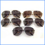 Quality Metal Men Fashion Sunglasses with Polairzed Lens