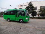 15 Passenger Luxury Star Tourist Coach Vehicle with 85L Fuel Tank