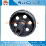 Front Idler / Rear Idler of Construction Machinery Excavator Spare Parts / Bulldozer Parts
