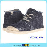 Cheap V-Casual Jean Upper Casual Shoes