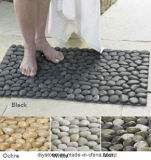 Stone Pebble Custom Floor Mat Foot Massage