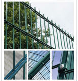 PVC Coating Double Fencing for House/Road/Playground/Garden/Building/Constuction