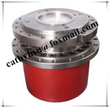 Gft Track Drive Gearbox for Track Undercarriage (replace Rexroth GFT gearbox)