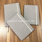 Quality A5 B5 Texture PU Leather Agenda Planner Notebook