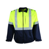 Polyester Waterproof Soft Shell Jacket
