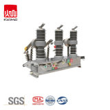 Zw32-12kv 630A 25ka Outdoor Vacuum Circuit Breaker with Better Price