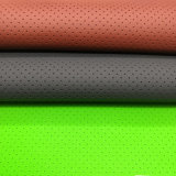 Scratch Resistant Microfiber Synthetic PU PVC Leather for Car Seat Cover