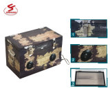 Eco-Friendly Large Capacity 55L Cooler Box with Bluetooth Speaker