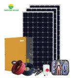 Yangtze Solar Panel Power Station 6kw on Grid Solar Home System