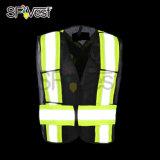 Wholesale Reflective Safety Vest with Pockets Hi Vis Reflective Safety Vest