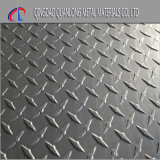 1050 3003 3105 Five Bar Embossed Aluminum Checkered Plate
