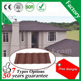 Stone Tile Corrugated Steel Roof Panel Building Material Hot Sale in Macedonia