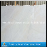 Cheap China Snow White Marbles for Slabs and Kitchen Countertop