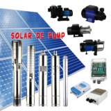 """3"""" 4"""" 6"""" DC Brushless Deep Well Submersible Bomba Solar Water Pump (3SPS1.5/95-D24/270)"""