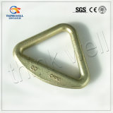 Forged Galvanized Steel Web Sling Lashing Delta Ring