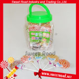 Windmill Stripe Sweet Lollipop