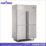 Junjian Refrigerator Freezer in Dubai, Portable Freezer with Wheels Blast Freezer for Sale