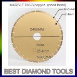 "14""/350mm Premium Diamond Saw Blade for Marble Tiles"