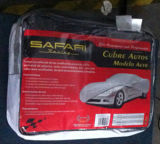 Cobertor PARA Auto/Luque Lucrecia Felipa Car Cover Supplier Safari Racing (BT 6004)