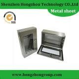 CNC Custom Sheet Metal with Advanced Machine
