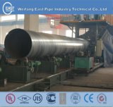 Sawh SSAW Steel Pipe API5l X42-X80 Grade for Gas