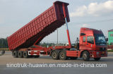 3 Axle Tipping Tipper Semi Trailer