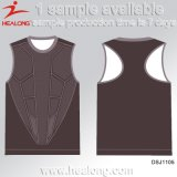 Healong Popular Sportswear Sublimation Men's Training Vest