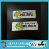 The Highest Quality Polyeater and Cotton Clothing Printed Woven Label
