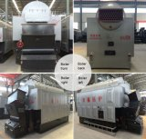 12000sqm Chain Grate Coal Fired Hot Water Boiler