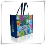 Laminated PP Non Woven Bag Price, Foldable Non Woven Bag, Recylable Non Woven Bag as Promotional Gift (TI05003)