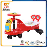 Ride on Car Plastic Red Baby Swing Car for Kids